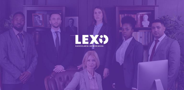Identyfikacja wizualna Lexio Kancelaria Adwokacka