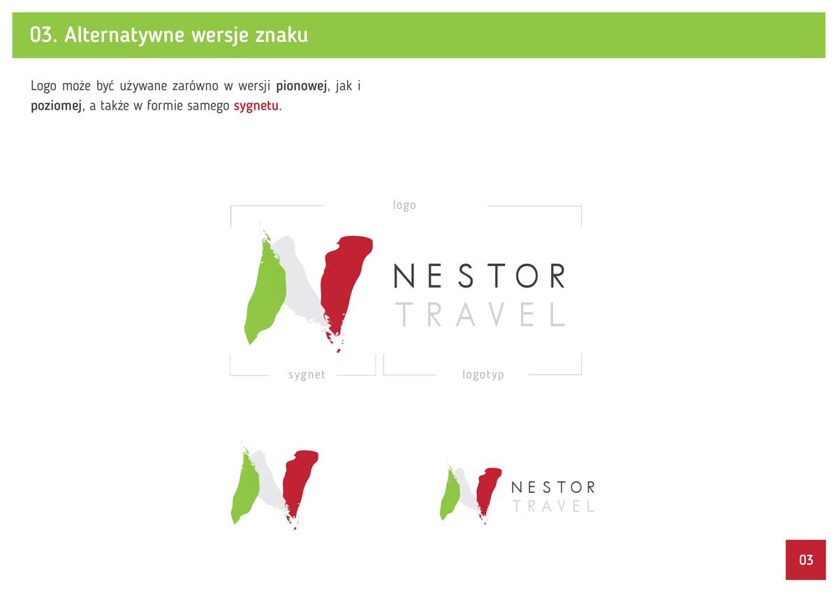księga znaku nestor travel biuro podróży